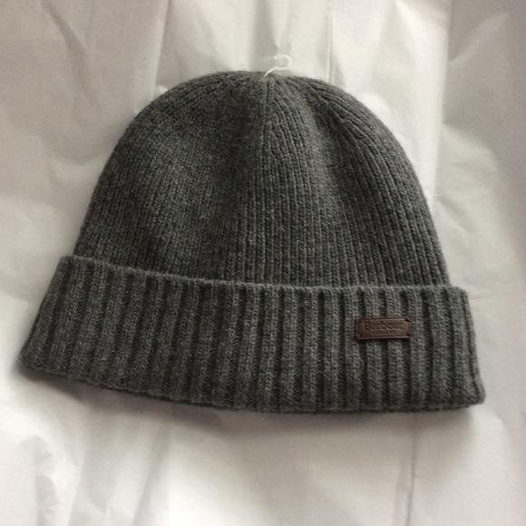 f3d519398b345 Barbour Other - Barbour Carlton Men s Hat Wool Blend Beanie